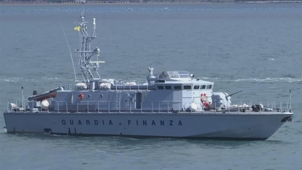 Italy donates boats to Libya in effort to fight human trafficking