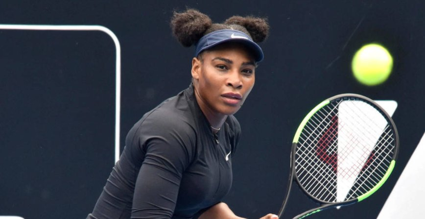 See ya, tennis court?—Serena Williams will be taking time off to focus on her baby: