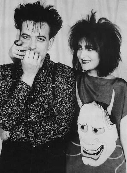 Happy birthday to Robert Smith for inspiring me and my band so much!