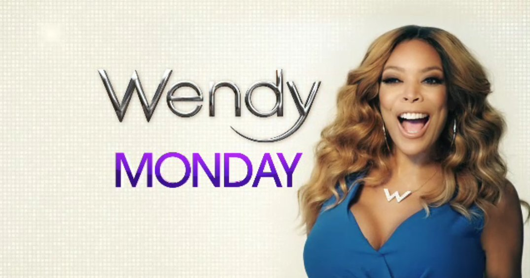 TOMORROW at 10, @NancyGrace stops by w/ the scoop on the latest legal headlines & a new Trendy @ Wendy with Melissa Garcia!  #WendyWilliams