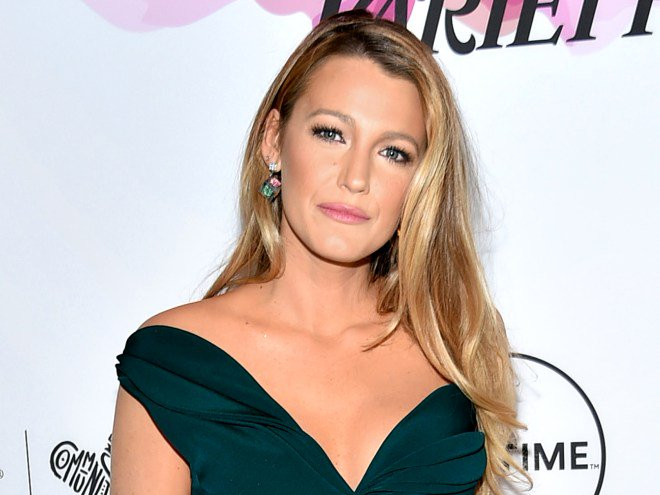 Blake Lively hits back at reporter who asks about her outfit at PowerOfWomen lunch: