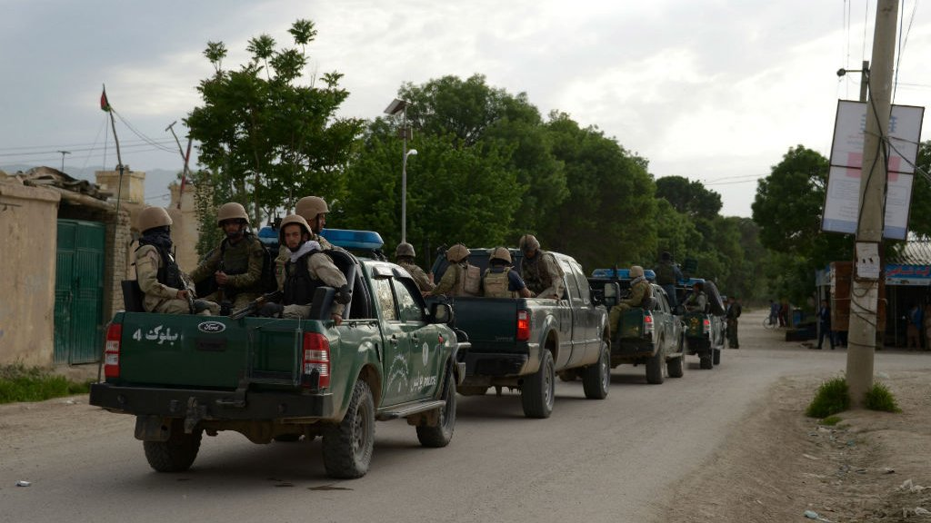 Taliban attack on army base kills 'more than 50' Afghan soldiers