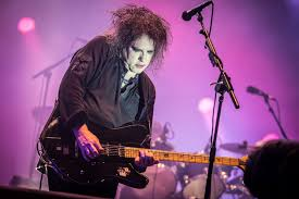 Happy Birthday to the one and only Robert Smith of The Cure!!!