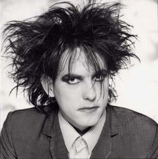 Happy birthday, Robert Smith! 58, today!
