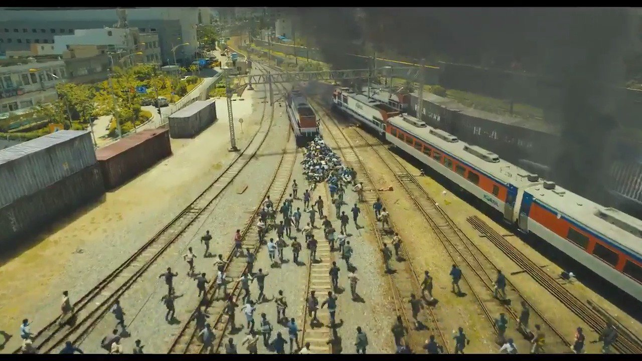Train to Busan, the South Korean cult zombie movie that infects everyone that sees it is now streaming. https://t.co/apwoBmnXdY