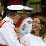Spain's first female defense minister, Carmen Chacon, dies at 46
