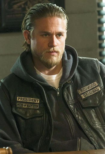 Happy Birthday to Charlie Hunnam