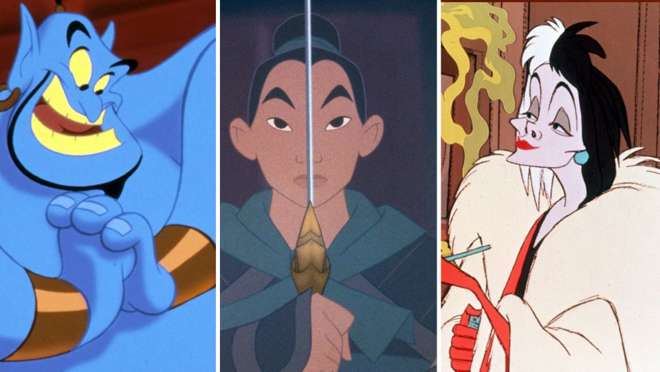 Beyond BeautyAndTheBeast: All the Disney live-action movies based on animated classic films