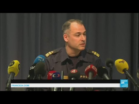 VIDEO -  Sweden truck attack: Police share details on main suspect