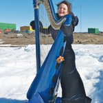 Antarctic Arts Fellowship offers icy inspiration