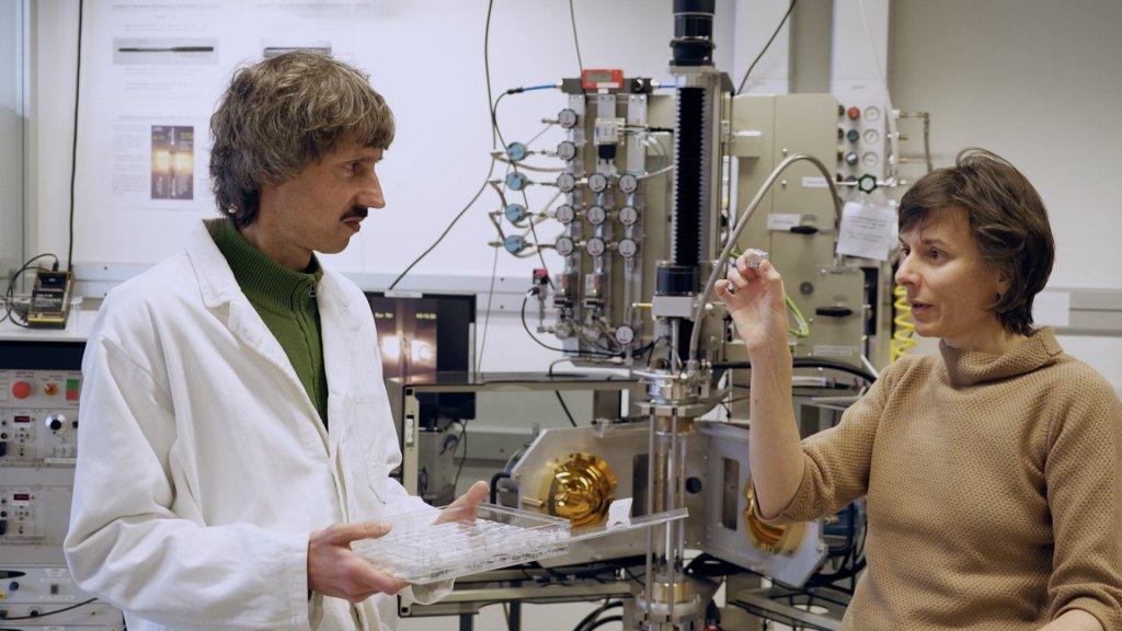 WOMEN IN SCIENCE - Nicola Spaldin: The pioneer behind multiferroics