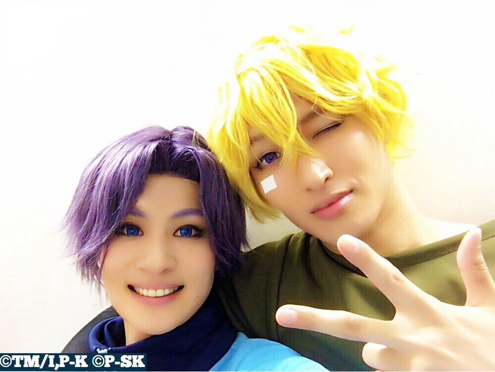 今日はカーニヴァルのヨタカ君の誕生日~(*^^*)おめでとう~(*^^*)