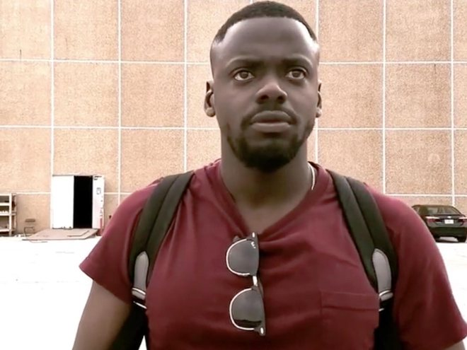 Marvel's BlackPanther actors accept the GetOut Challenge in set video: