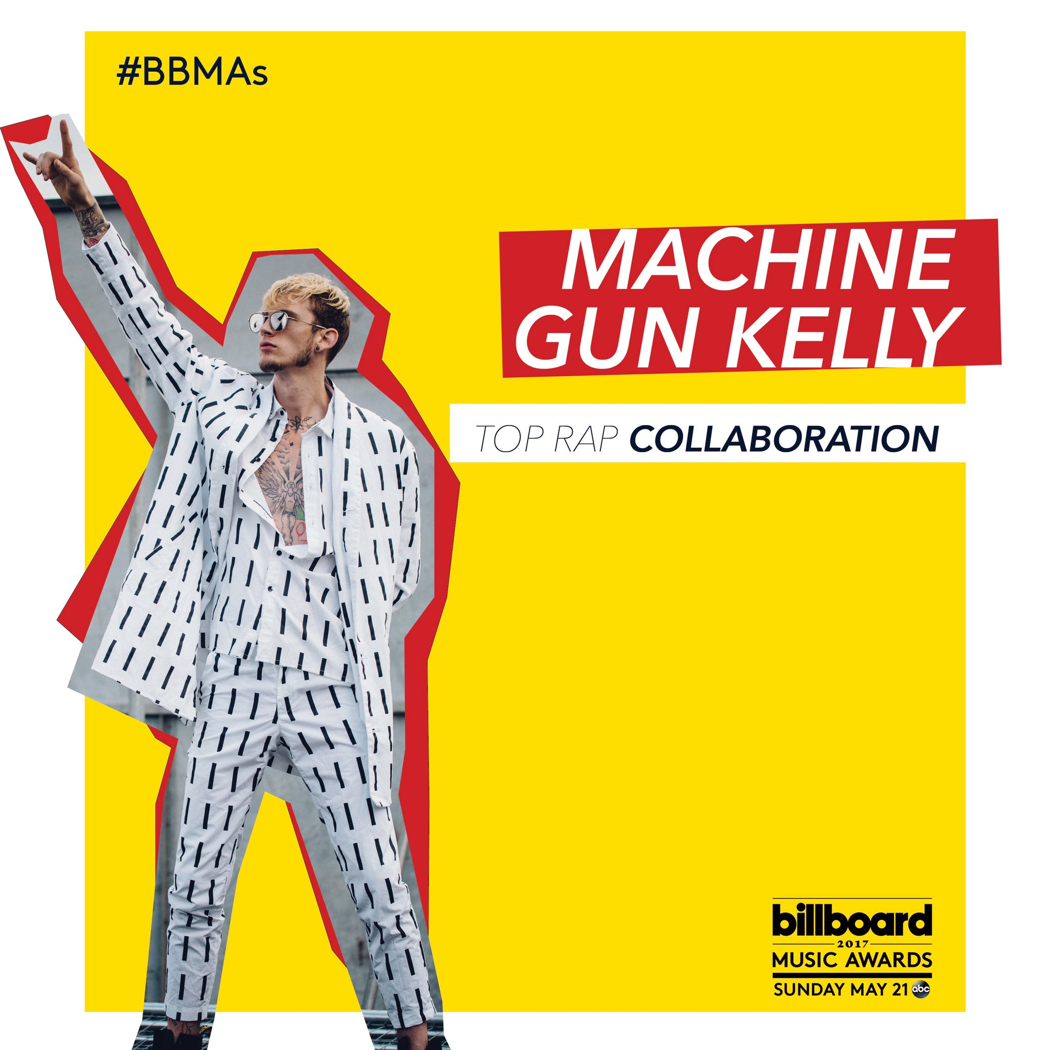 we got a nomination!?!? oh it's on. ������ @billboard https://t.co/D6rBHs3iys