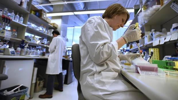 Massive review of federal science funding reveals risks to younger @IvanSemeniuk
