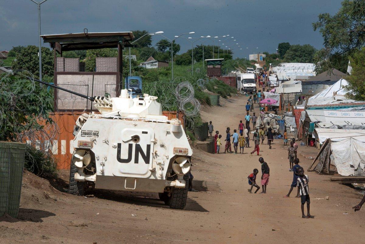 16 maut pertempuran di Sudan Selatan