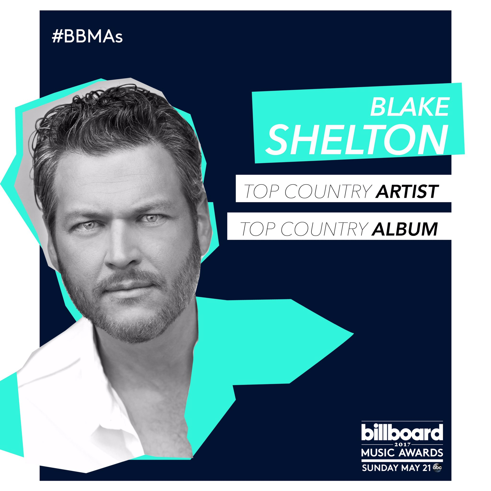 Thanks @bbmas! Y'all tune in  May 21st on ABC to catch the show! #BBMAs https://t.co/gbmFM7kZKP