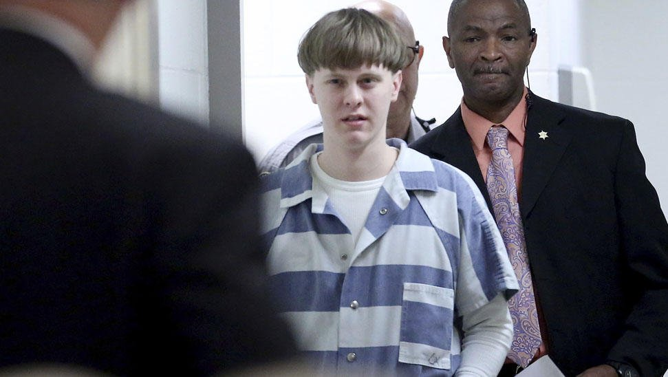 Dylann Roof, Charleston church shooter, gets nine life sentences