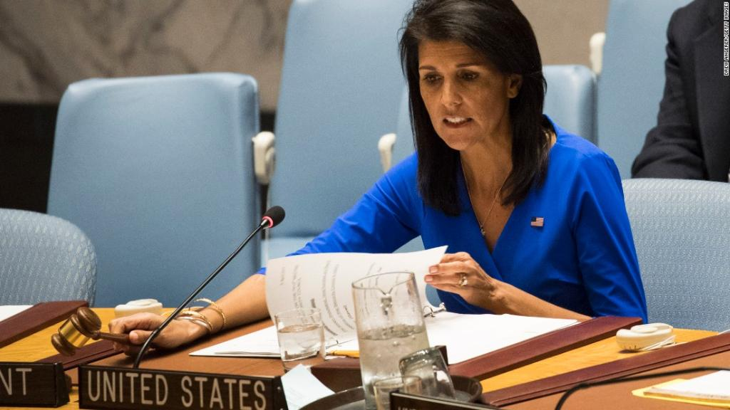 Inside the tense closed-door United Nations Security Council deliberations on Syria