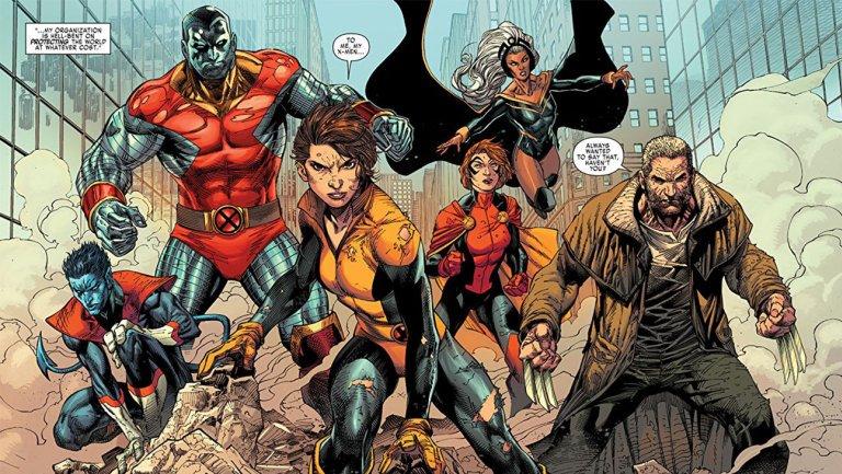 Marvel to discipline 'X-Men' artist for hiding political propaganda in comic book