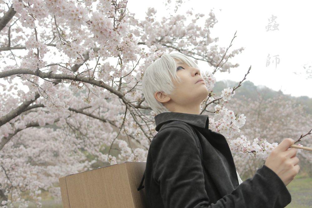 蟲師撮影!!日本の四季の一番綺麗な瞬間をギンコで追う!春、夏、秋、冬、無事コンプリートいたしました✨(ノД`)・゜・。✨