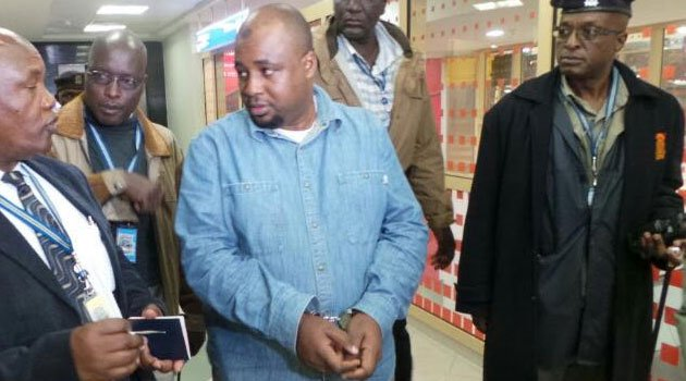 Kenyan drug suspect deported from Madagascar arrives in Nairobi