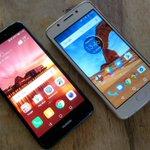Moto G5 und Huawei P8 lite im Test|Zwei gute Handys<br />unter 250 Euro