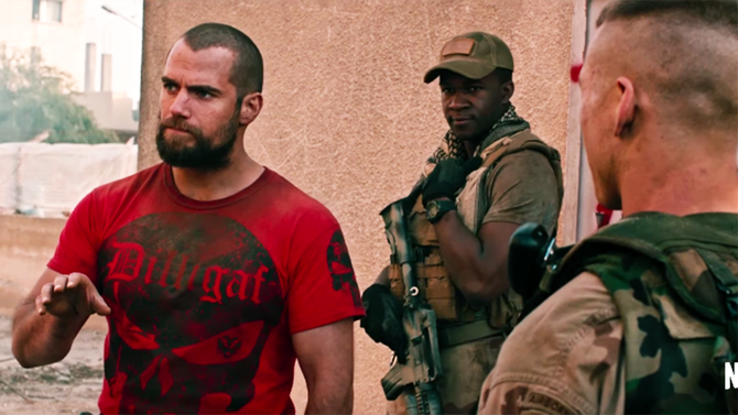 Henry Cavill Promises to Fix Iraqi Water Problem in Clip From Netflix's #SandCastle (Watch) https://t.co/TkPe6gBiGh https://t.co/VKGTYJnX8I