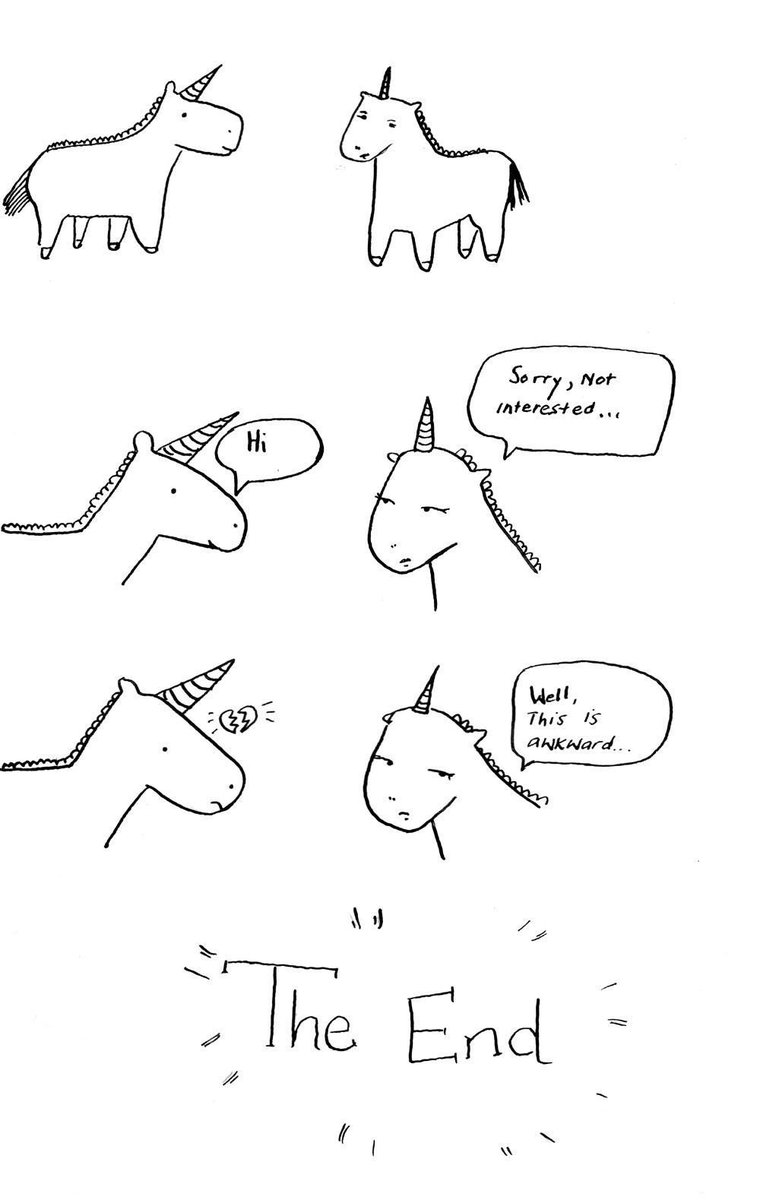 The story of the last unicorns... ???? ???? https://t.co/XPAAtLCysP https://t.co/izDpUXxJD4