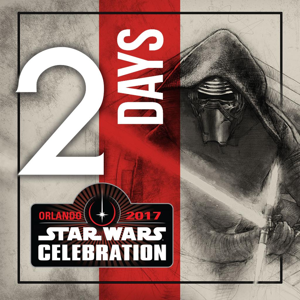 Only two (days) there are until @SW_Celebration Orlando. No more, no less. #SWCO https://t.co/s51xZJF5h1