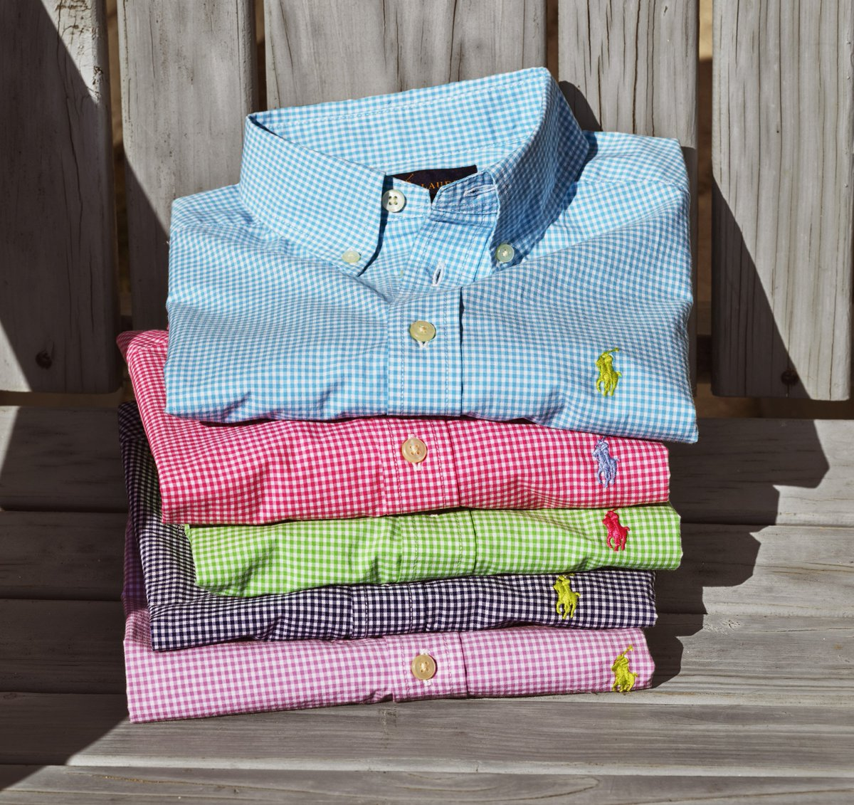 Take your pick: The #Polo Cotton Poplin Shirt in spring's best and brightest colors. #RLKids https://t.co/zfHQ3B0Fzf