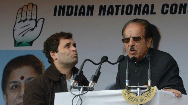 Kashmir problem due to India not Pakistan: Congress leader Saifuddin Soz