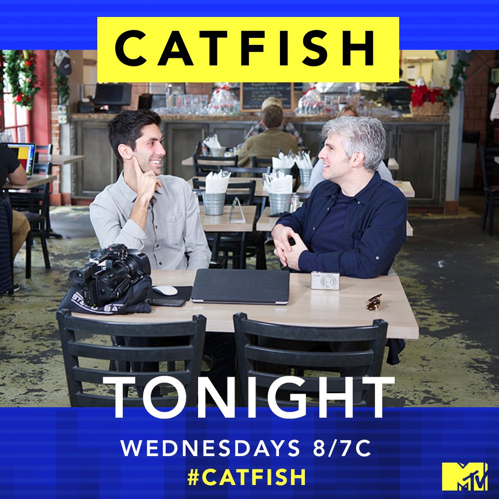 RT @CatfishMTV: WHO'S EXCITED?! https://t.co/JkBdTcLHC5