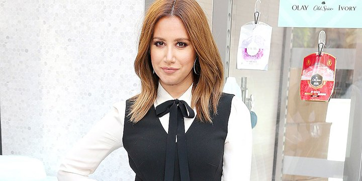 Ashley Tisdale remembers her biggest red carpet fail from her Disney Channel days ?