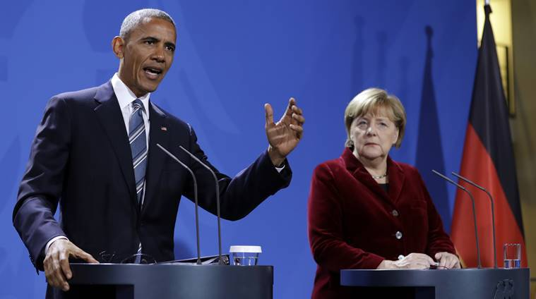 Obama to join German Protestant Reformation celebrations in May