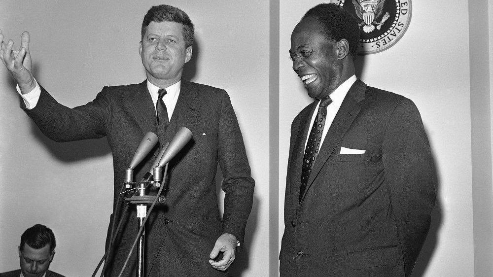 What can Ghana teach South Africa about neocolonialism by @BrianIKamanzi