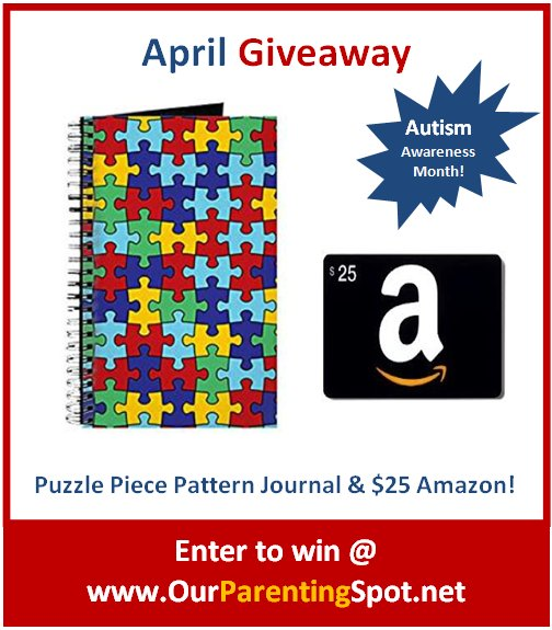 Win an Autism Awareness Prize Pack