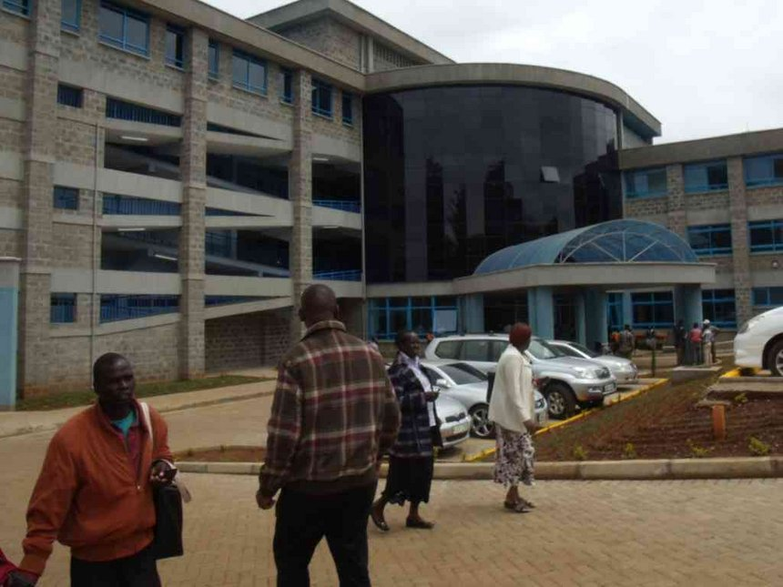 Mandago asks for grants to build hospital
