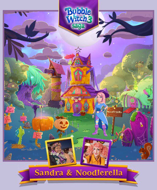 Image currently unavailable. Go to www.generator.bulkhack.com and choose Bubble Witch 3 Saga image, you will be redirect to Bubble Witch 3 Saga Generator site.