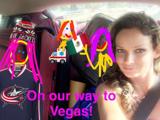Me n my besties road trip to Vegas! 💰💰💰🎰🎰🎰🎰🎰🎲🎲🎲 https://t.co/xpN16YlIm4