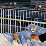 Danish hospital grants patient's dying wish for a glass of wine and a cigarette