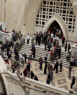 Churches in southern Egypt will not celebrate Easter