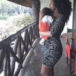 Kumbe Ni Karembo! DJ Pierra Makena Finally Reveals Her Daughter's Face On Her Birthday (Photos)