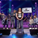 Shocking TV show asks women to line up while men guess if they are fat or PREGNANT
