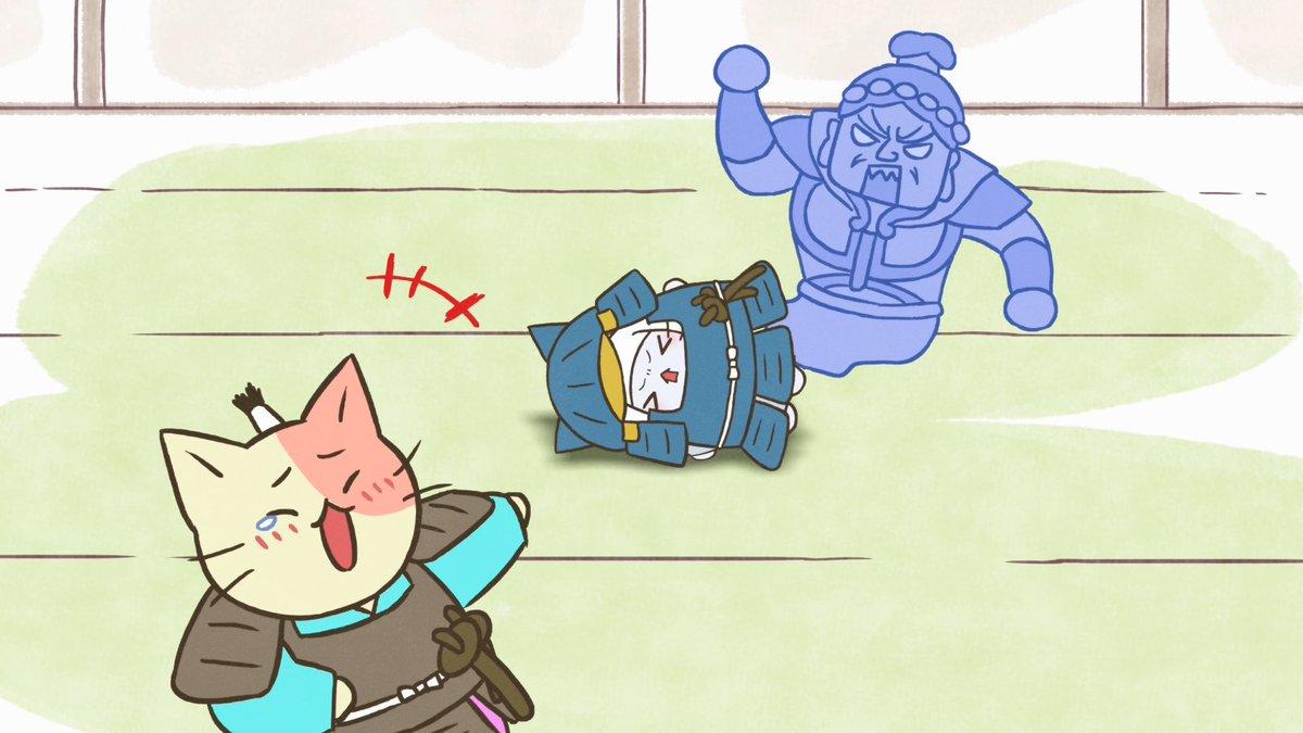 いかがでしたかにゃ?にゃんだか、すっごくギでビビビなねこでしたにゃね!さ~て来週のねこねこ日本史は…「平清盛、武士である