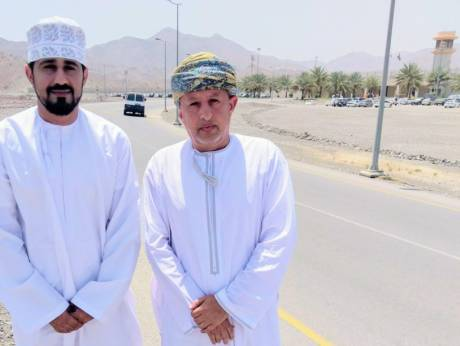 Editor-in-chief of Omani daily released from jail