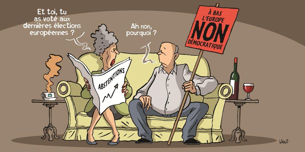 Non, aucune directive n'est imposée aux Etats membres, puisque ce sont eux qui les votent. https://t.co/z0BJ3Lf00j #DecodeursUE