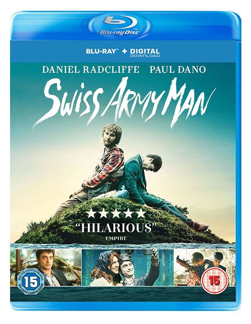 "WIN ""Swiss Army Man"" On Blu-ray With Top 10 Films"