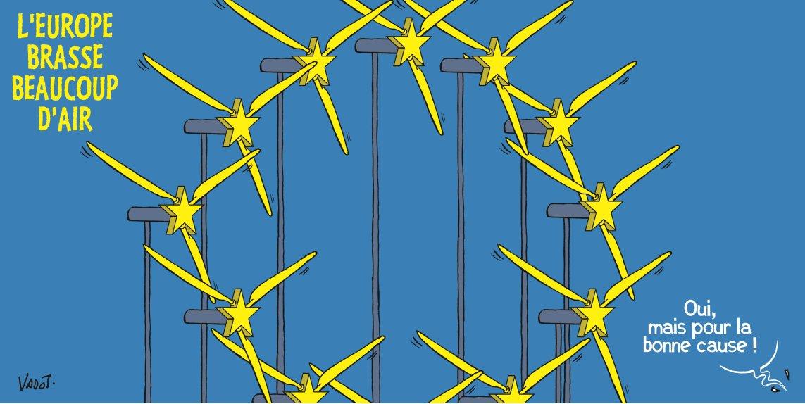 L'UE consacrera 20% de son budget d'ici 2020 à des actions pour le climat. https://t.co/8KEpb7NERl #DecodeursUE