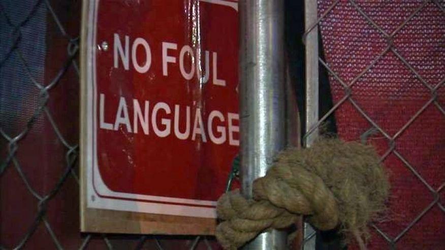 Cursing banned at Philadelphia university's construction site